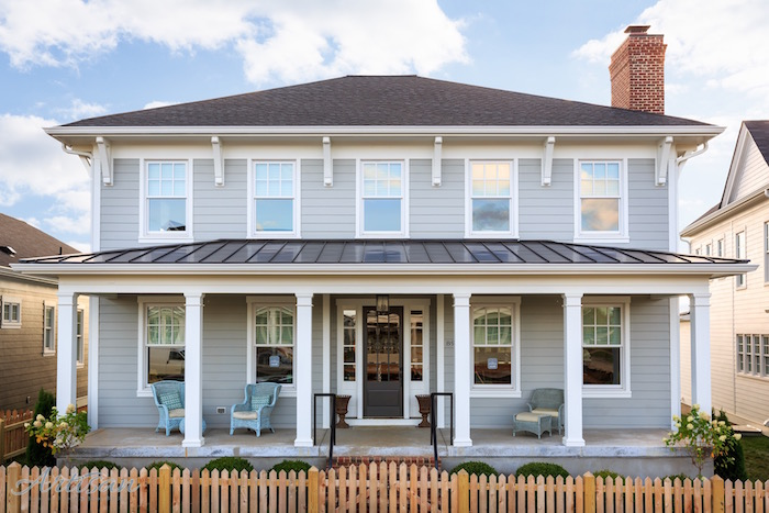 Norton Commons roofing options